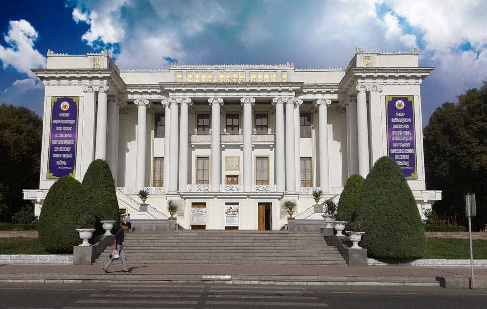 Опера балет в Душанбе