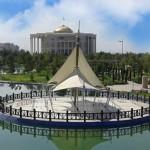 Душанбе — город / Столица Таджикистана