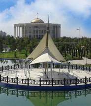 Фото Касри миллат (Дворец наций)