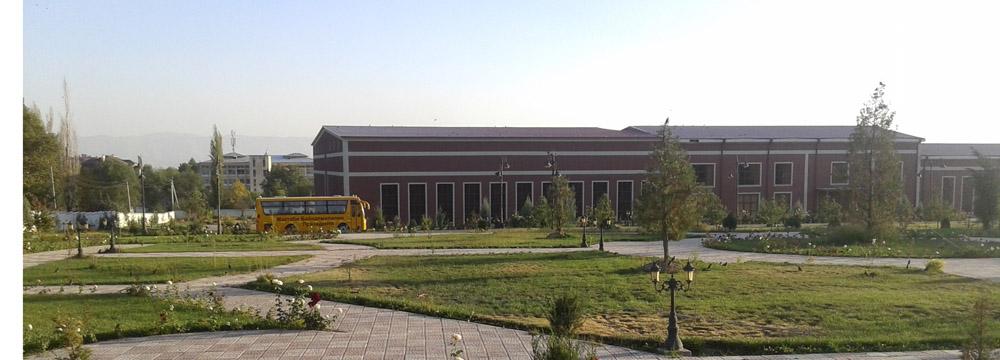 Фото сурати Мактаби байналхалкии президентии шахри Душанбе