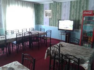 Столовая в Гостинице Фарханг