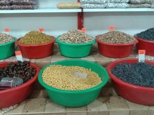 Сушенные фрукты в Таджикистане