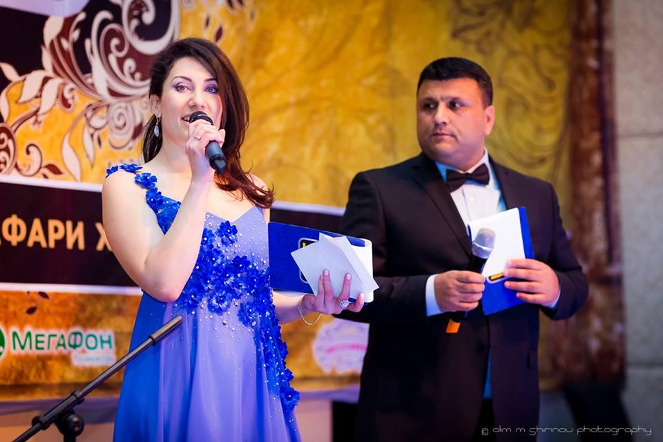 Вера Кулакова и Субхон Джалилов