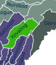 Карта Ховалинг