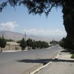 Дороги города Пенджикент