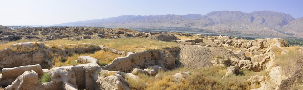 Древний городище V—VIII вв. н. э.