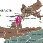 Карта Истаравшан со спутника в реальном режиме