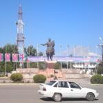 Монументы Кургантюбе