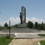 Памятник Лоика Шерали