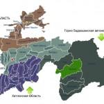 Карта Рушан
