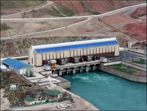 Фото Сангтуда ГЭС  1
