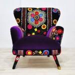 Таджикская мебель: кресла, диван, кровать…