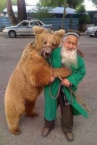 Хирс  Мария дар Душанбе