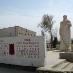 Памятники в Восе