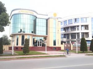 Здание  филиала Агроинвнстбанка