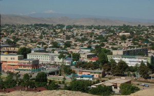 Город Истравшан