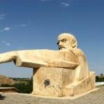 Ленин в Истаравшане