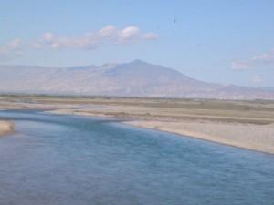 Фото Река Вахш