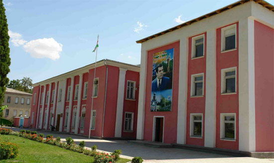 Photo Administration building Vahdat (Hukumat)