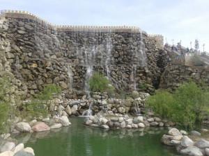 Водопад Душанбе