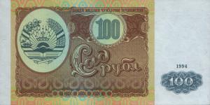 Таджикский Рубл