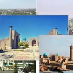 Города Узбекистана