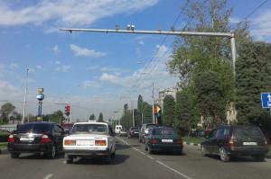 Мошину роххои шахри Душанбе