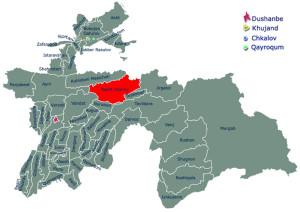 Map of Rasht