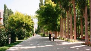 Streets Khorog