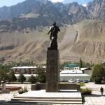 Monuments in khorugh