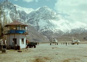 Airport Khorog