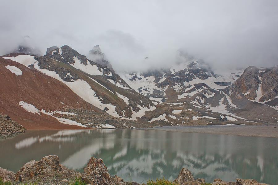 Muddy Lakes