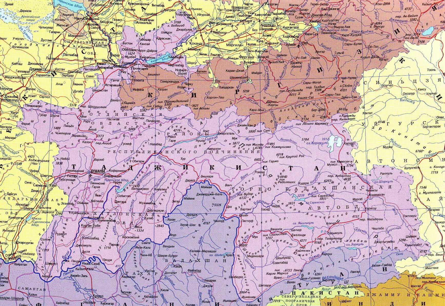 Главное  Новости Таджикистана ASIAPlus