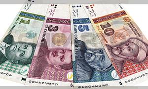 Photo Tajik currency (Money)