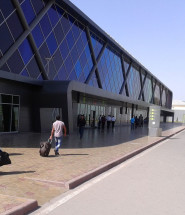 Dushanbe International Airport