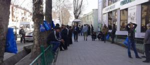 Рынок труда Душанбе