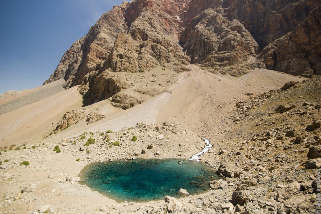 Photo Piala Lake (bowl Lake)