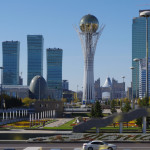 Астана — город — столица Казахстана