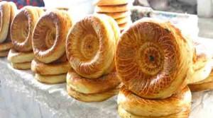 Хлеб таджикский по имени Самарканди