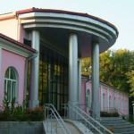 Санаторий Турон в Узбекистане