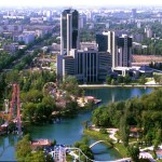 Карта Ташкента — ОНЛАЙН СО СПУТНИКА