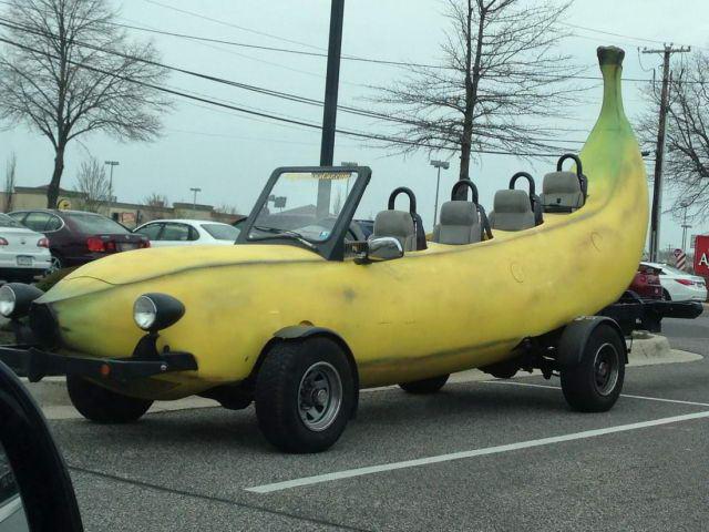 Сурати мошин банана - хандаги