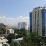 Хонахои Душанбе дар сурат