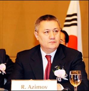 Rustam Azimov Surati