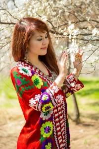 Татарки Таджикистана