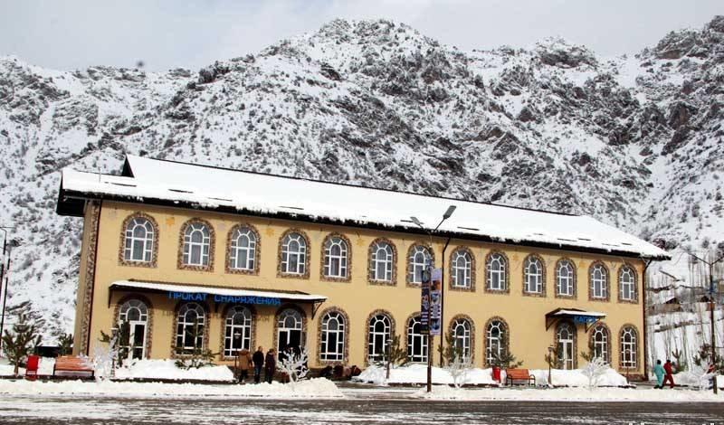 Ресторан Бохтариён в Сафеддаре