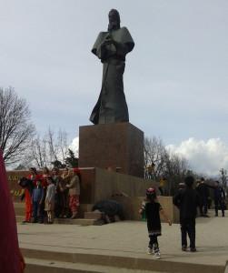 Монумент Фирдавси