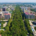 Аба ырайы Бишкекте (Кыргызстан)