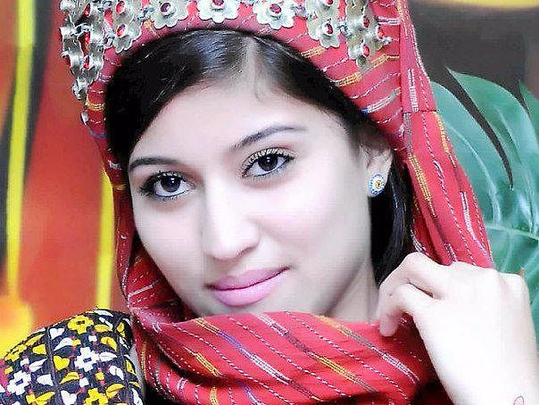 Turkmen gyzlary