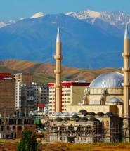 Бишкек Мечет и рамадан